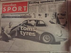 Tom's Tyres - Ray Fiorenza