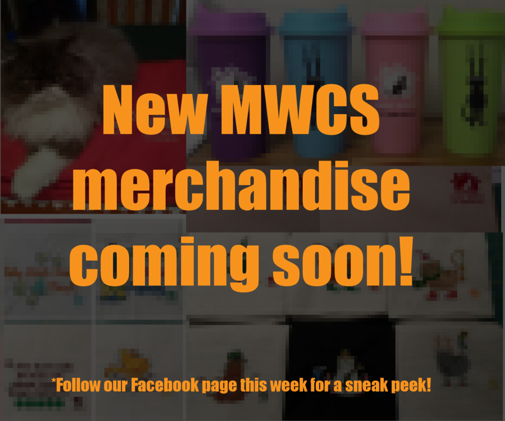 New Merch Coming