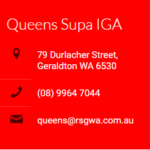 Queens Supa IGA